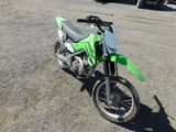 2008 KAWASAKI KLX140 OFF-ROAD DIRT BIKE