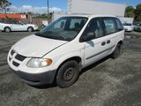 2003 DODGE CARAVAN CARGO VAN (MECH ISSUES)