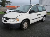 2003 DODGE CARAVAN CARGO VAN (BAD TRANS)