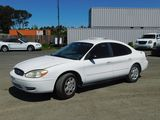 2006 FORD TAURUS SE (TRANS ISSUES)
