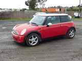 2005 MINI COOPER (SALVAGE TITLE)