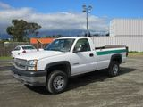 2004 CHEVROLET 2500 4X4 HEAVY DUTY PICKUP TRUCK