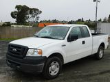 2008 FORD F-150 EXTENDED CAB PICKUP TRUCK