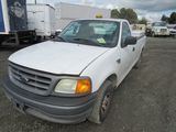 2004 FORD F-150 PICKUP TRUCK W/ TOOL BOXES (CNG ENG)