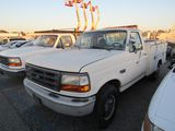 1995 FORD F-250 PICKUP TRUCK (MECH ISSUES)
