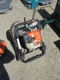 STIHL BT130 POST HOLE AUGER (NO BIT)