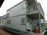 1991 SPECIAL CONSTRUCTION 42' X 16' 2 STORY FLOATING HOME (NON RUNNER) (SUBJECT TO SELLERS APPROVAL)