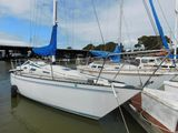 1980 SANTANA 30' SAILBOAT (NON RUNNER) (SUBJECT TO SELLERS APPROVAL)