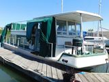 1969 NAUTALINE 34' HOUSEBOAT (NON RUNNER) (SUBJECT TO SELLERS APPROVAL)