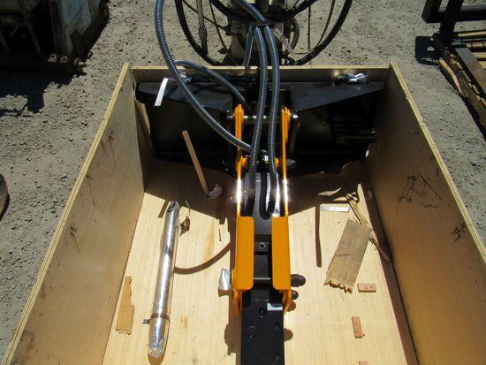NEW & UNUSED TRX HB750 SKID STEER BREAKER ATTACH