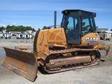 2012 CASE 850L CRAWLER TRACTOR