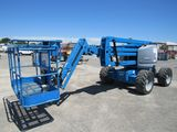2007 GENIE Z45/25 4X4 KNUCKLE BOOM LIFT