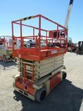 2011 JLG 3248RS SCISSOR LIFT