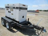 MULTIQUIP DCA45 TOWABLE GENERATOR