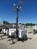 2012 MAGNUM MLT3060 TOWABLE LIGHT TOWER