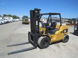 CATERPILLAR DP50N1 WAREHOUSE FORKLIFT