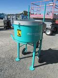 NEW & UNUSED MORTARMAN 120 PLUS PORTABLE MORTAR MIXER