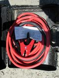 NEW & UNUSED 25' 800 AMP BOOSTER CABLES