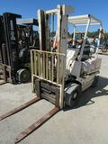 ALLIS CHALMERS C50 WAREHOUSE FORKLIFT