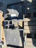 2017 PALADIN SKID STEER AUGER PLATE ATTCH