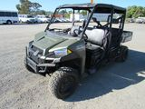 2015 POLARIS RANGER UTILITY CART