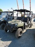 2012 POLARIS RANGER 4X4 UTILITY CART