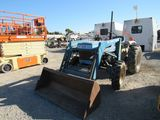 FORD 1710 4X4 UTILITY TRACTOR