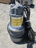 NEW & UNUSED MUSTANG MP4800 2