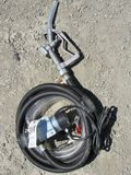 NEW & UNUSED 12V DIESEL TRANSFER PUMP
