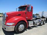 2012 PETERBILT 386 3 AXLE TRUCK TRACK W/ WET KIT (DEF SYSTEM)