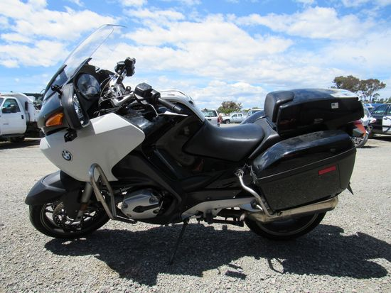 2008 BMW RT1200 POLICE MOTORCYCLE