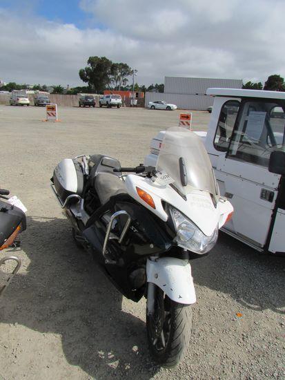 2009 HONDA ST 1300 MOTORCYCLE (NO KEY)