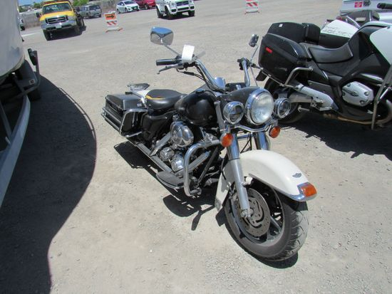 2003 HARLEY DAVIDSON ROAD KING MOTORCYCLE