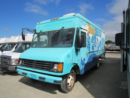 1994 CHEVROLET BOOKMOBILE