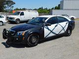 2013 CHEVROLET CAPRICE POLICE VEHICLE