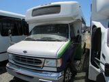 2002 FORD PARATRANSIT BUS W/ WHEELCHAIR LIFT