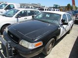 2007 FORD CROWN VICTORIA (BAD TRANS)