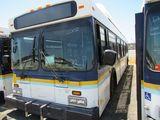 2002 NEW FLYER TRANSIT BUS