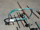GREENLEE WIRE SPOOL CART