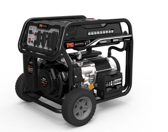 NEW & UNUSED 12,000 WATT GAS GENERATOR
