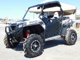 2011 POLARIS RANGER RZR XP 4X4 SIDE BY SIDE