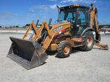 2013 CASE 580N 4X4 BACKHOE LOADER