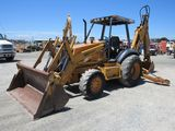 CASE 590 SUPER L 4X4 BACKHOE LOADER