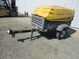 2013 ATLAS COPCO XAS185 TOWABLE AIR COMPRESSOR