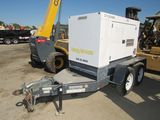 2012 AIRMAN SDG40S TOWABLE GENERATOR