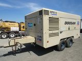 2012 DOOSAN HP 915 TOWABLE AIR COMPRESSOR