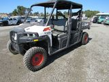 BOBCAT 3400 XL 4X4 UTILITY CART