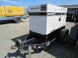 2015 MULTIQUIP DCA25 WHISPERWATT TOWABLE GENERATOR