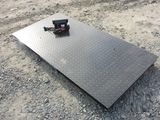 NEW & UNUSED 10 TON DIGITAL FLOOR SCALE