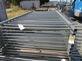 NEW 10 PCS 5' X 8' WROUGHT IRON PANELS
